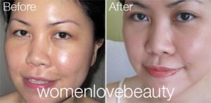 Shiseido haku giúp cải thiện làn da không đều màu sau 6 tuần sử dụng liên tục