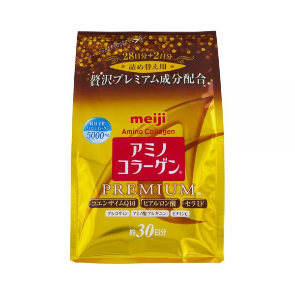 MEIJI-Amino-Collagen-Premium-Refill-Made-in-Japan-New