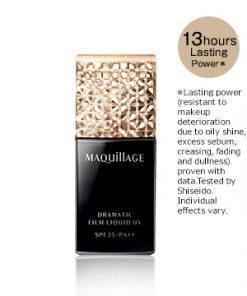 Shiseido Maquillage Dramatic Film Liquid UV Foundation SPF25 PA