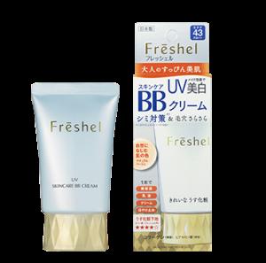 bb cream kanebo freshel 5 in 1 new japan 2015