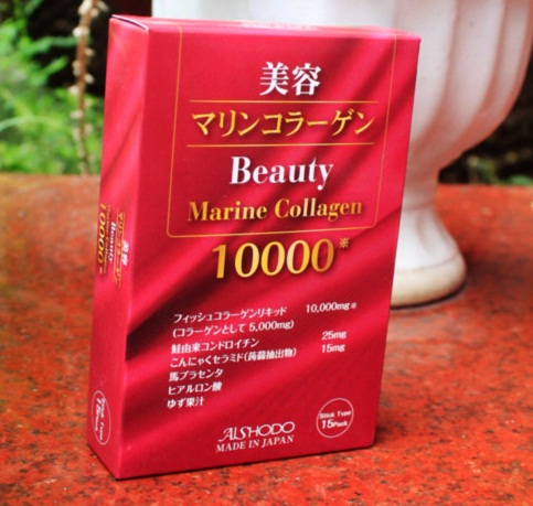 collagen beauty marine 10000mg