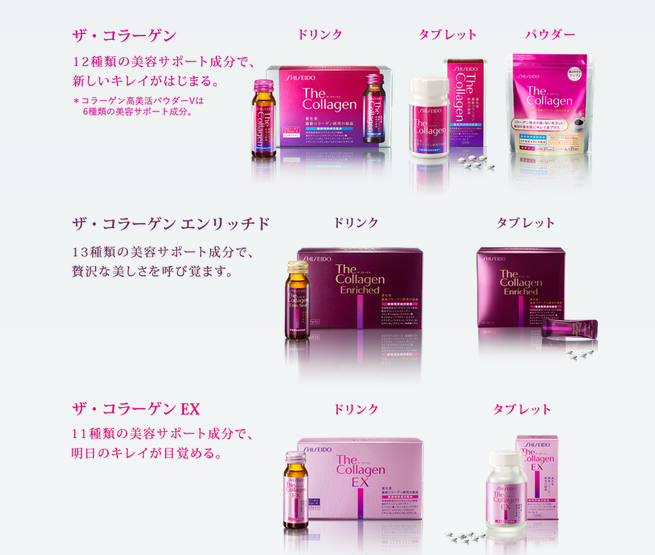 collagen-shiseido