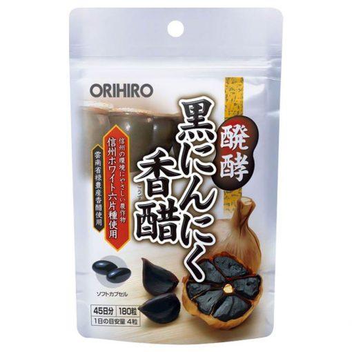 toi den Orihiro nhat ban