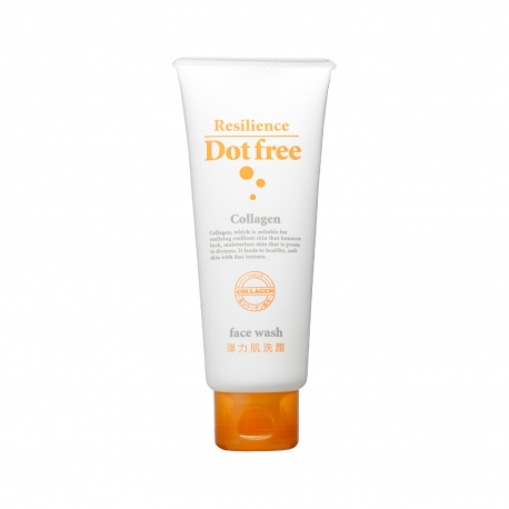 new dot free collagen face wash