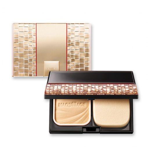 phan nen shiseido maquillage dramatic powdery uv spf25 pa nhat ban