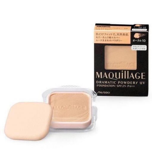 shiseido maquillage dramatic powdery uv