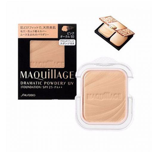 shiseido maquillage dramatic powdery uv noi dia nhat
