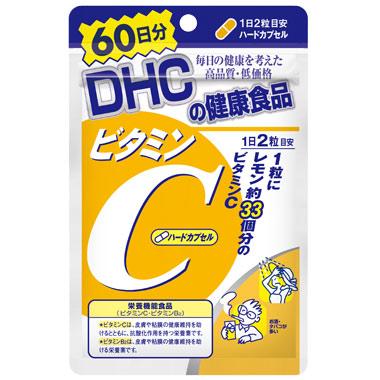 dhc bo sung vitamin c 60 ngay