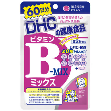vien uong dhc vitamin b mix 60 day