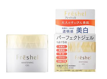 Kanebo-Freshel-Whitening-Gel
