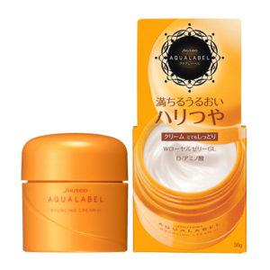 kem-duong-shiseido-aqualabel-bouncing-cream-50g