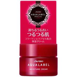 kem-duong-shiseido-aqualabel-moisture-cream-mau-do-30g