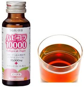 nuoc uong collagen de happy 10000mg japan