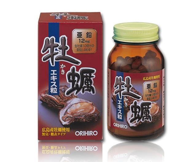vien-uong-tinh-chat-hau-tuoi-orihiro-nhat-ban