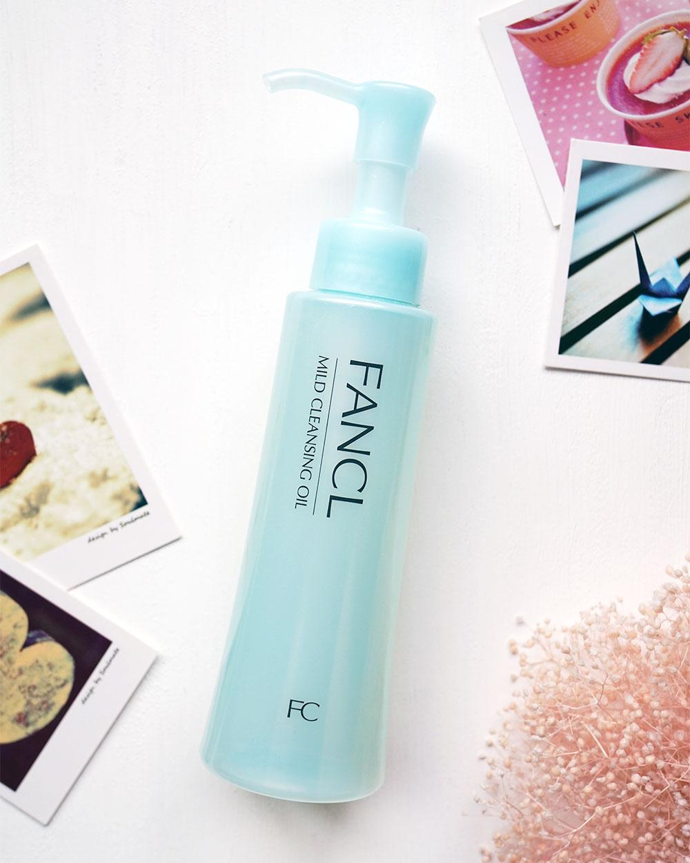 FANCL-Mild-Cleansing-Oil