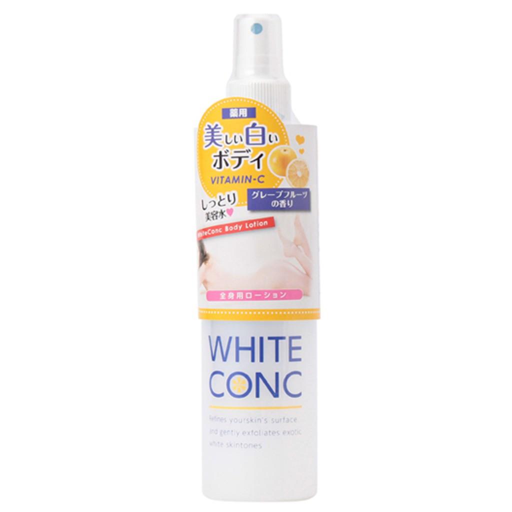 lotion xit duong da white conc