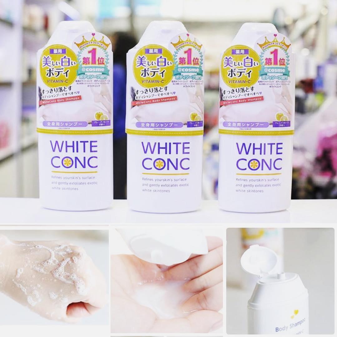 sua-tam-trang-white-conc-nhat-ban