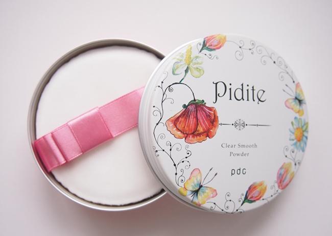 Phấn phủ Pidite Clear Smooth Powder