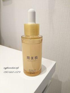 serum tri nhan mat khoe mieng kracie hadabisei wrinkle care 30ml