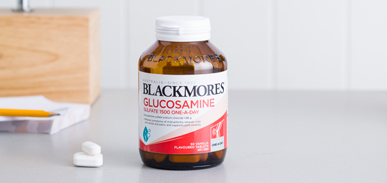 Blackmores Glucosamine Sulfate 1500