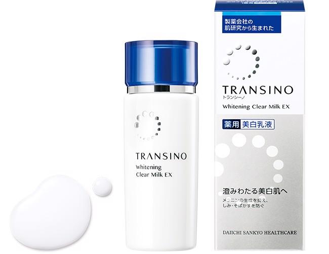 Transino Clear Milk Ex new