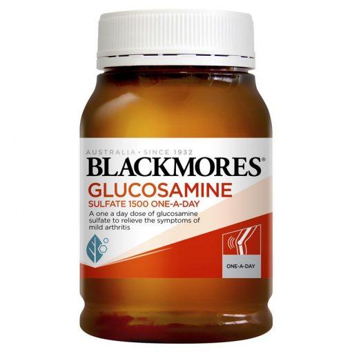 blackmores glucosamine 1500mg uc