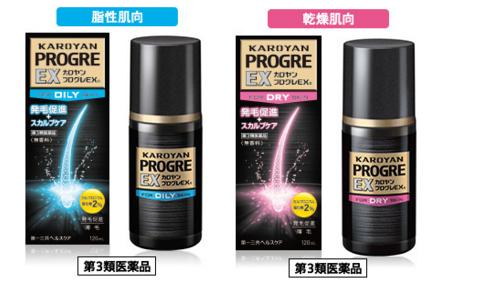 Kết quả hình ảnh cho thuốc mọc tóc karoyan progre