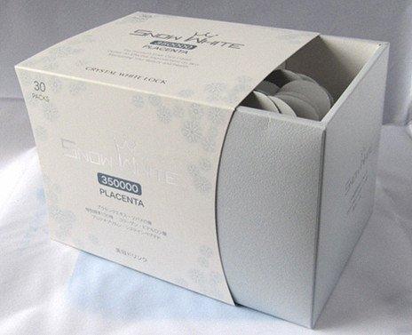 nuoc uong trang da dr select placenta snow white 350000mg