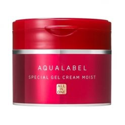 aqualabel special gel cream moist all in one nhat ban
