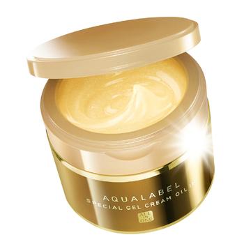 aqualabel special gel cream oil 5 in 1 mau vang
