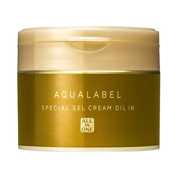 aqualabel special gel cream oil 5 in all in one
