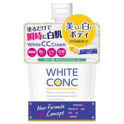 sua duong the white conc body cc cream with vitaminc