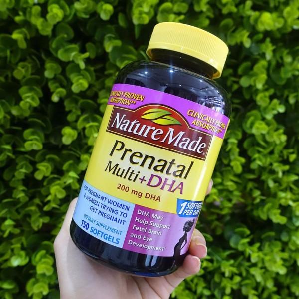 vien-uong-bo-sung-dha-vitamin-dha-nature-made-prenatal-muti-my-cho-ba-bau