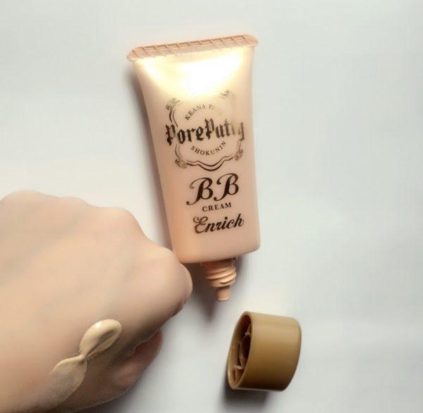 kem-nen-Sana-BB-Shokunin-Pore-Putty-BB-Cream