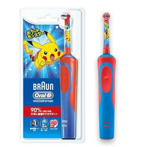 Braun Oral B kid Japan