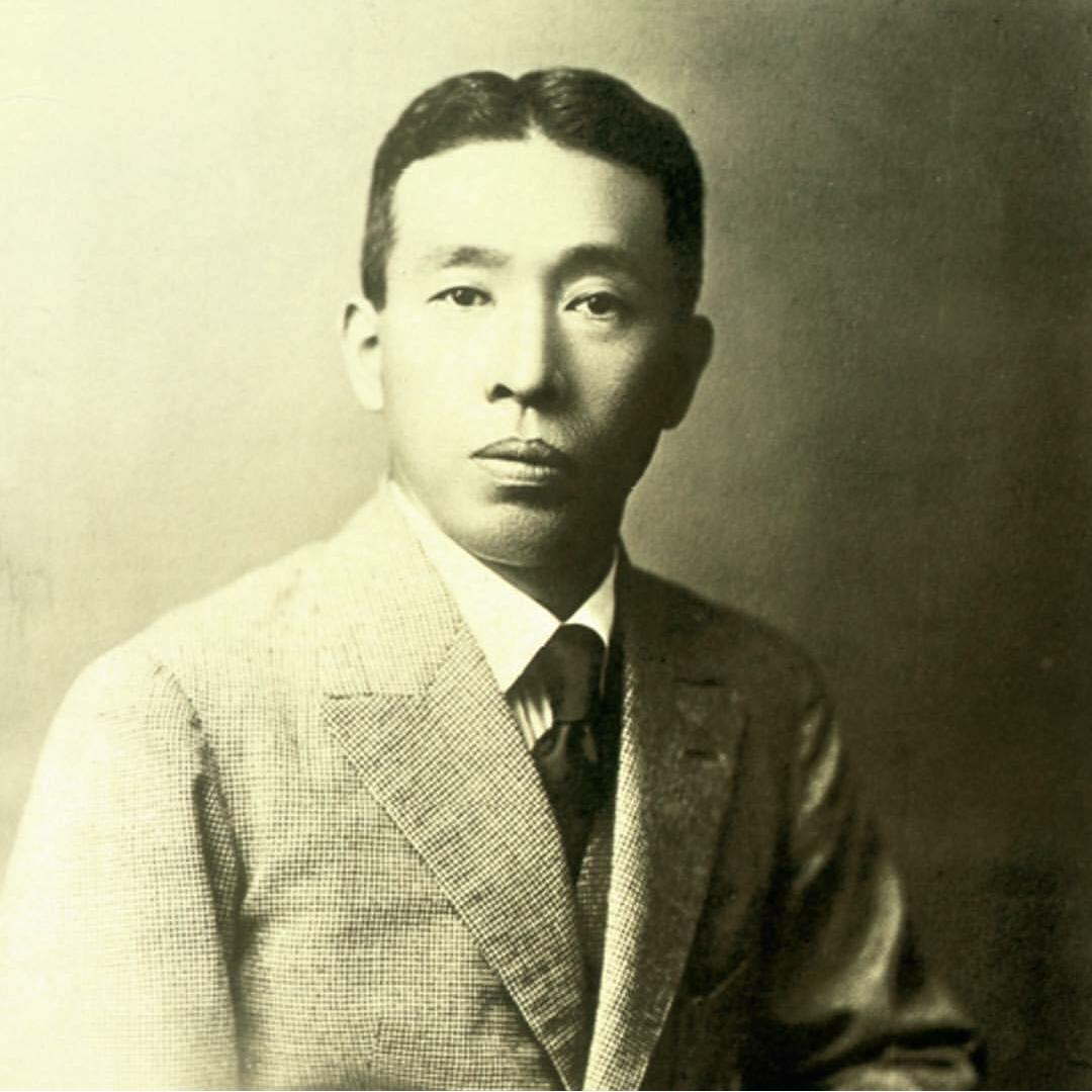 Ông SHINJIRO TORII, người sáng lập SUNTORY