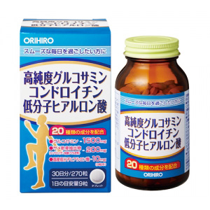 vien-uong-bo-xuong-khop-orihiro-glucosamine-chondroitin-hyaluronic-acid