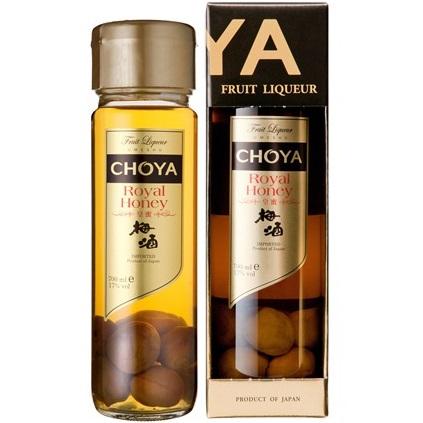 choya-royal-honey-nhat-ban