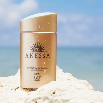 thiet ke anessa perfect uv sunscreen skincare milk