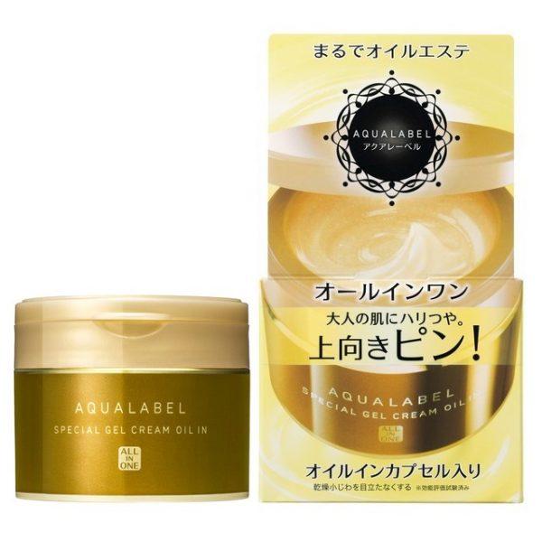 kem-duong-aqualabel-special-gel-cream-oil-in-nhat-ban