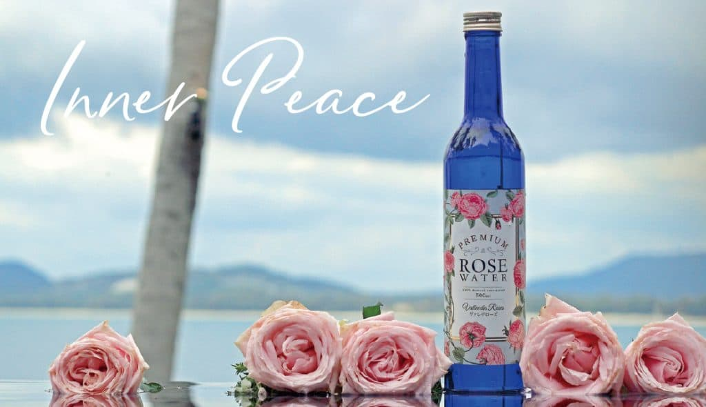 Rose water valleedes roses
