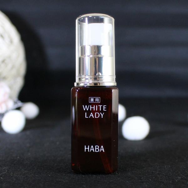 serum haba white lady 10ml tri tham nam