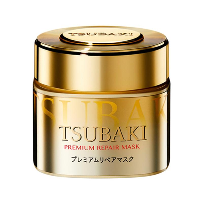 kem u toc shiseido tsubaki premium repair mask