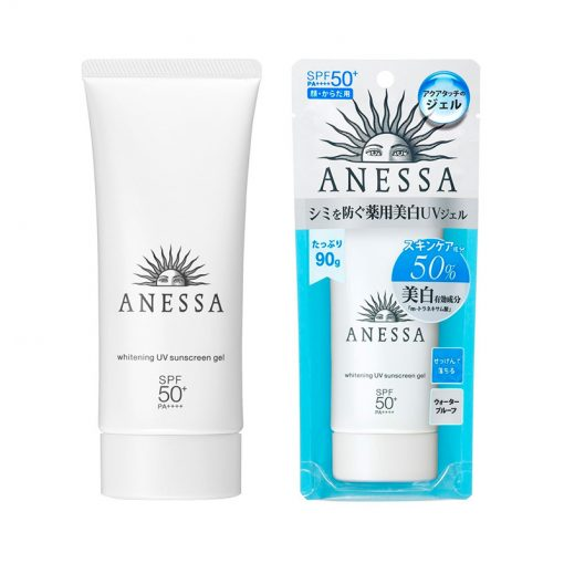 SHISEIDO Anessa Whitening UV Sunscreen Gel