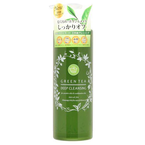 gel-tay-trang-santa-marche-green-tea-deep-cleansing-nhat