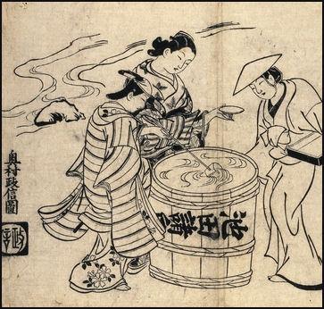 lich su ruou sake nhat ban