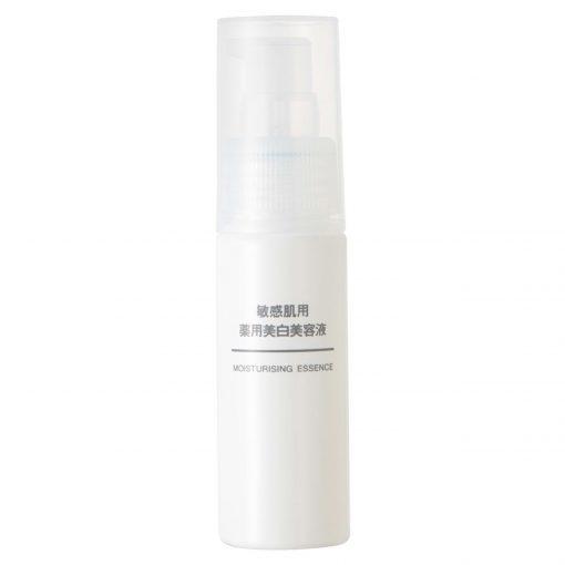 tinh chat duong da muji moisturising essence
