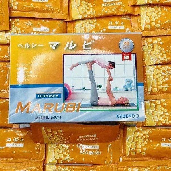 Bot-Collagen-Trang-Da-Herusea-Marubi