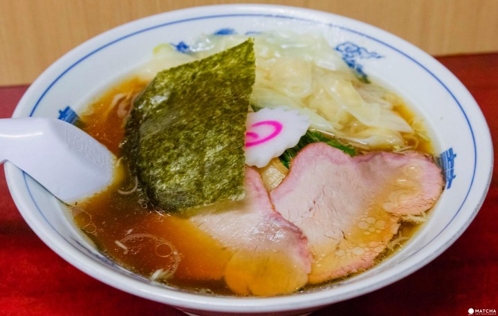 Shirakawa ramen Fukushima