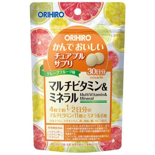 vien-uong-bo-sung-vitamin-multi-orihiro-nhat-ban